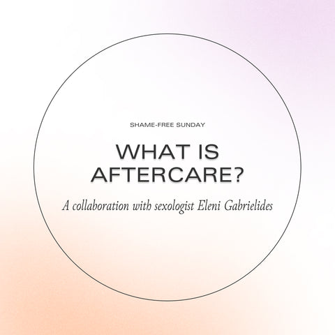 What is aftercare