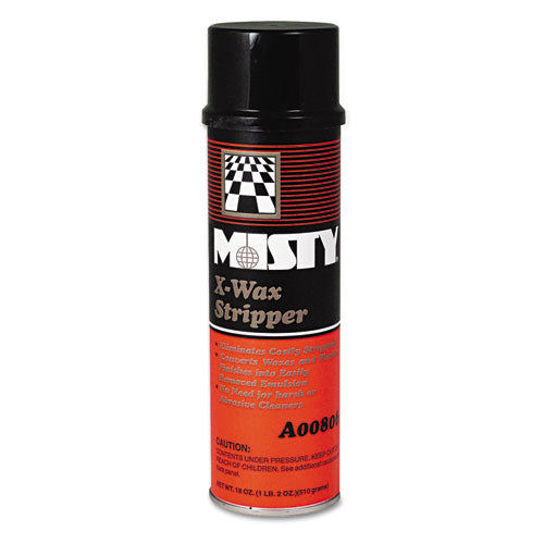 X-wax Floor Stripper, 18oz Aerosol
