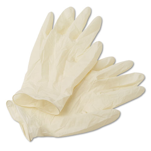 Xt Premium Latex Disposable Gloves, Powder-free, X-large, 100-box