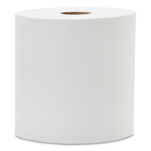 "Harmony Pro Towels, 8"" X 800 Ft, White, 6-carton"