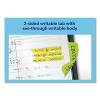 "Ultra Tabs Repositionable Standard Tabs, 1-5-cut Tabs, Assorted Primary Colors, 2"" Wide, 24-pack"