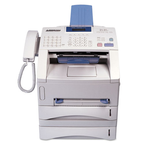 Ppf5750e High-performance Laser Fax With Networking And Dual Paper Trays