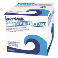 Disposable Eraser Pads, 10-box, 16 Boxes-carton