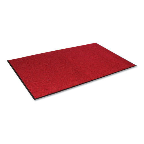 Rely-on Olefin Indoor Wiper Mat, 36 X 60, Castellan Red