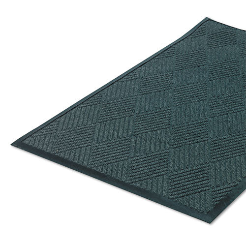 Super-soaker Diamond Mat, Polypropylene, 36 X 120, Slate