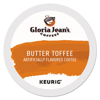 Butter Toffee Coffee K-cups, 24-box