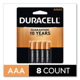 Coppertop Alkaline Aaa Batteries, 8-pack