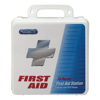 Office First Aid Kit, For Up To 75 People, 312 Pieces-kit