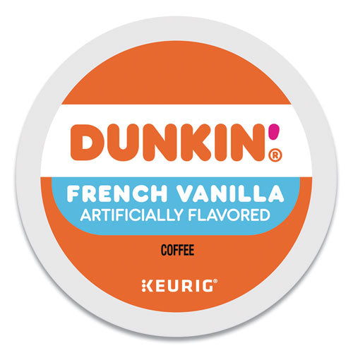 K-cup Pods, French Vanilla, 22-box