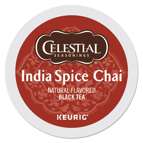 India Spice Chai Tea K-cups, 96-carton