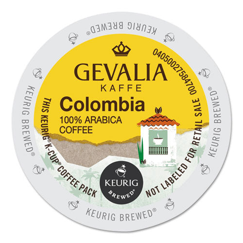 Kaffee Colombia K-cups, 24-box