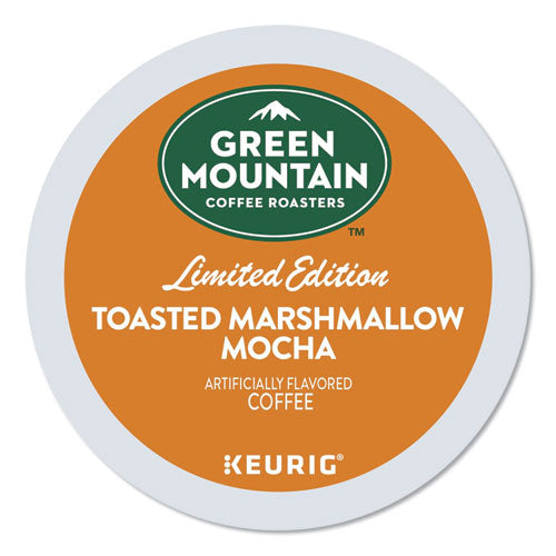 Toasted Marshmallow Mocha Coffee K-cups, 24-box