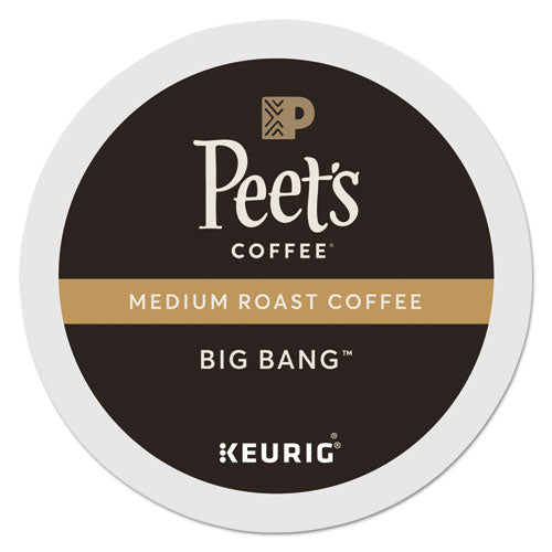 Peet's Big Bang K-cup, Big Bang, K-cup, 22-box