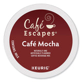 Mocha K-cups, 24-box, 96-carton