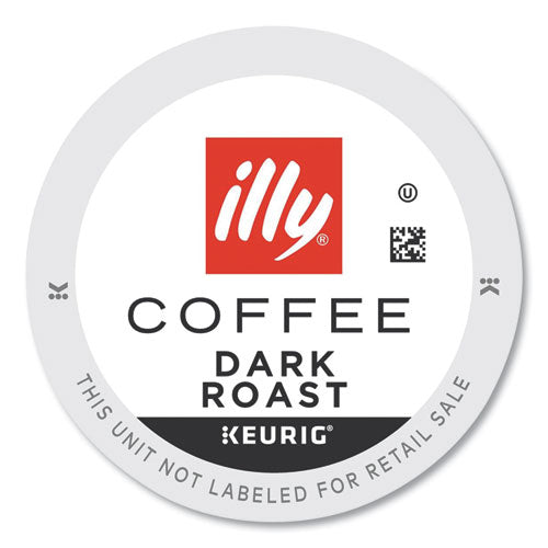 Coffee K-cup Pods, Dark, 20-box