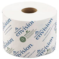 High-capacity Bath Tissue, Septic Safe, 2-ply, White, 1000 Sheets-roll, 48 Rolls-carton