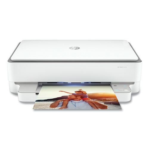 Envy 6055 All-in-one Printer, Copy; Print; Scan