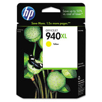 Hp 940xl, (c4907an) High Yield Cyan Original Ink Cartridge