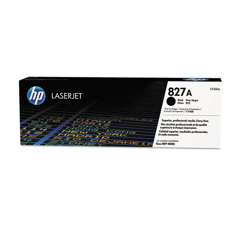 Hp 827a, (cf300a) Black Original Laserjet Toner Cartridge