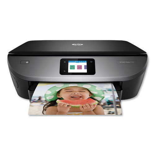 Envy Photo 7155 Wireless All-in-one Inkjet Printer, Copy-print-scan