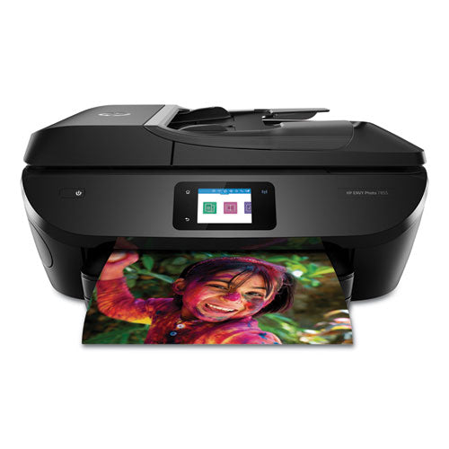 Envy Photo 7855 All-in-one Printer, Copy-fax-print-scan