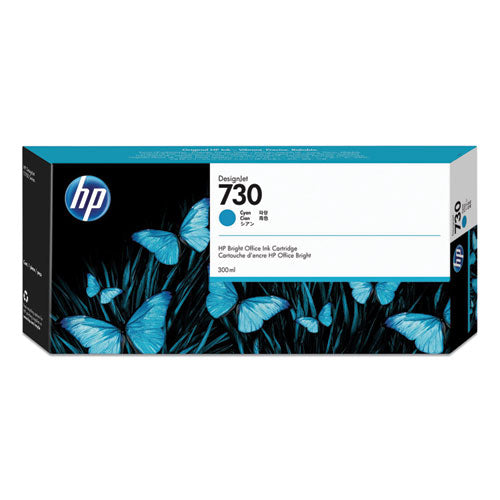 Hp 730, (p2v68a) Cyan Original Ink Cartridge