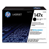 Hp 147x, (w1470xg) High-yield Black Original Laser Toner Cartridge