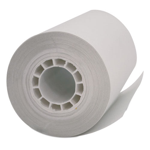 "Direct Thermal Printing Thermal Paper Rolls, 2.25"" X 55 Ft, White, 50-carton"