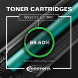 Remanufactured Black Toner, Replacement For Hp 641a (c9720a), 9,000 Page-yield