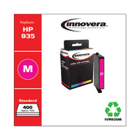 Remanufactured Magenta Ink, Replacement For Hp 935 (c2p21an), 400 Page-yield