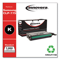 Remanufactured Black Toner, Replacement For Samsung Clp-775 (clt-k609s), 7,000 Page-yield