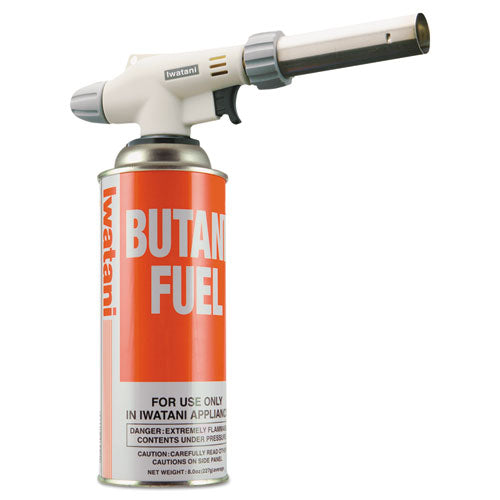 Butane Fuel Can, 8 Oz, 12-carton