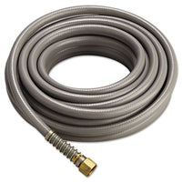 Pro-flow Commercial Duty Hose, 5-8in X 50ft, Gray