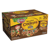 Mini Cookies, Fudge Stripes, 2 Oz Snack Pack, 8-box