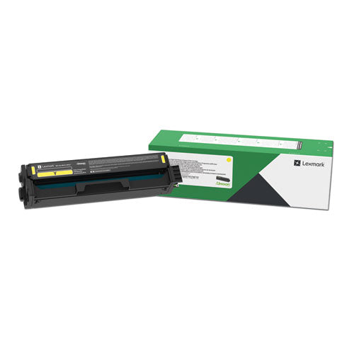 C3210k0, Return Program Toner Cartridge, 1500 Page-yield, Black