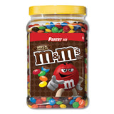 Milk Chocolate With Candy Coating, 62 Oz Tub