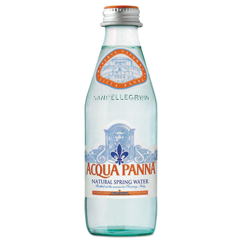 Natural Mineral Water, 250 Ml Bottle, 24-carton