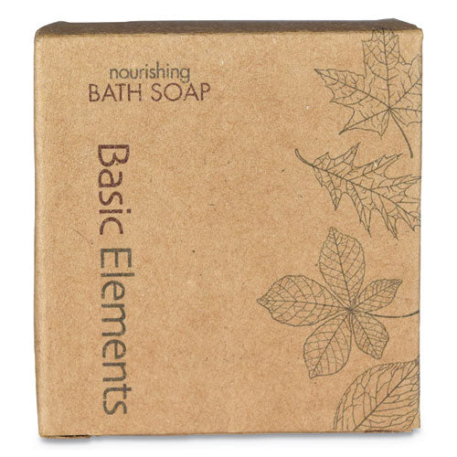 Bath Soap Bar, Clean Scent, 1.41 Oz, 200-carton