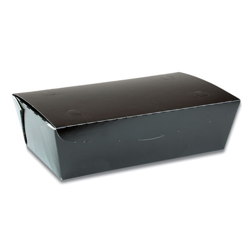 Earthchoice Onebox Paper Box, 77 Oz, 9 X 4.85 X 2.7, Black, 162-carton