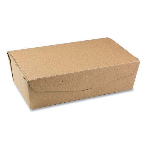Earthchoice Onebox Paper Box, 77 Oz, 9 X 4.85 X 2.7, Kraft, 162-carton