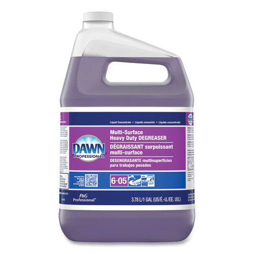 Multi-surface Heavy Duty Degreaser, Fresh Scent, 1 Gal Bottle, 4-carton