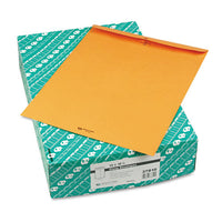 Clasp Envelope, #15 1-2, Cheese Blade Flap, Clasp-gummed Closure, 12 X 15.5, Brown Kraft, 100-box