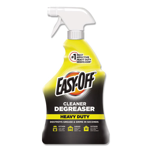 Heavy Duty Cleaner Degreaser, 32 Oz Spray Bottle