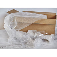 "Recycled Bubble Wrap®, Light Weight 5-16"" Air Cushioning, 12"" X 100ft"