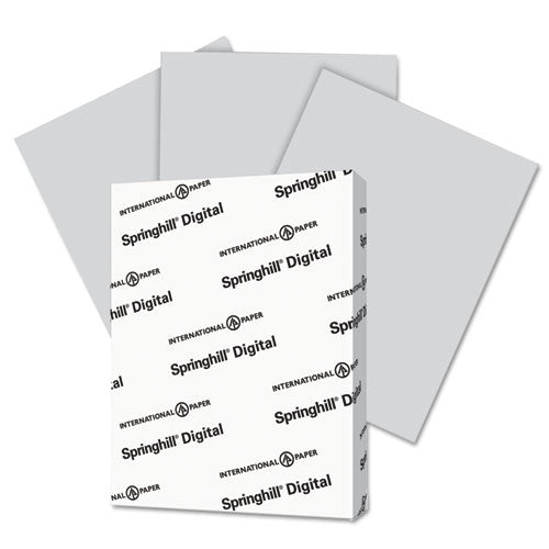 Digital Vellum Bristol Color Cover, 110lb, 8.5 X 11, 250-pack