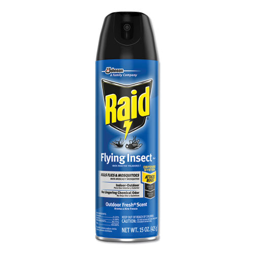 Flying Insect Killer, 15 Oz Aerosol, 12-carton
