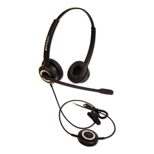 Zum Zumrj9b, Binaural, Over The Head Headset
