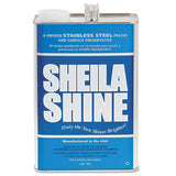 Stainless Steel Cleaner & Polish, 1 Gal Can, 4-carton