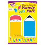 "Bold Strokes Classic Accents Variety Pack, Pencils, Assorted, 6"" X 7.88"""