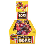 Tootsie Pops, 0.6 Oz, Assorted Flavors, 100-box